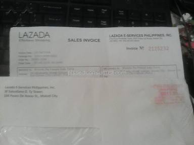 Lazada Philippines Auctions and Marketplaces review 192904