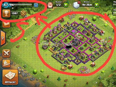 Supercell Clash Of Clans Review from West Covina, California