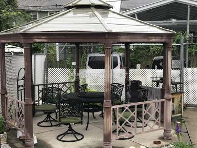 Sunjoy Industries Gazebo review 219306