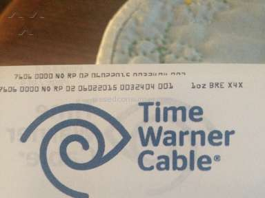Time Warner Cable - Billing Department Review from Salisbury, North Carolina
