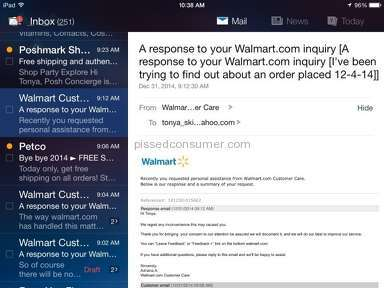Walmart Prepaid Card review 57069
