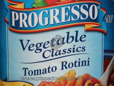 Progresso Soup review 107623