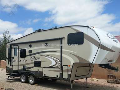 Keystone Rv - 2016 Keystone Cougar 244RLSWE 5th Wheel Problems
