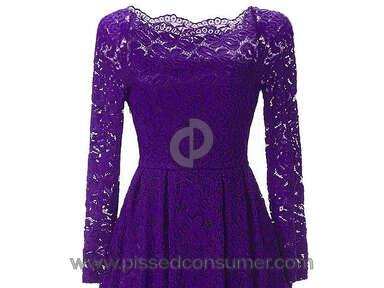 Fashionmia Dress review 224998