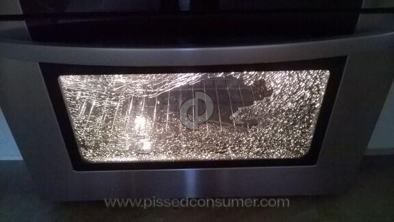 Lg Electronics Oven