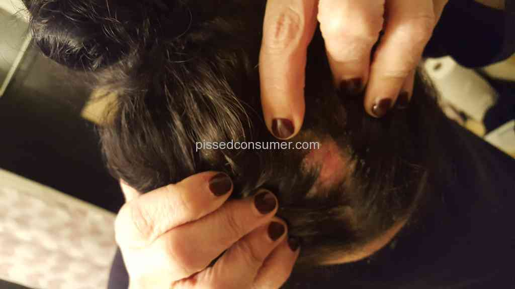 Esalon Hair Color Review Mar 06 2017 Pissed Consumer