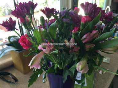 ProFlowers Bouquet review 83745