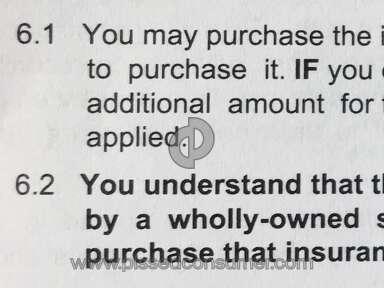 Public Storage - Insurance