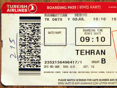 Turkish Airlines Transport review 78237