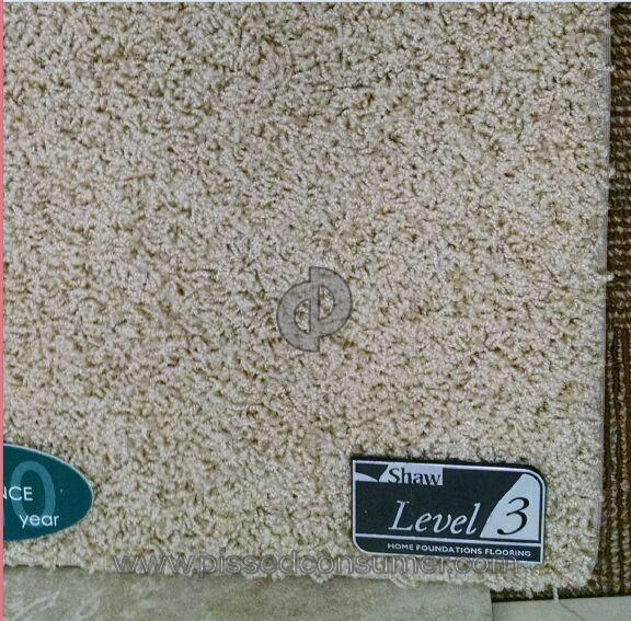 Shaw Floors Summer Straw Carpet
