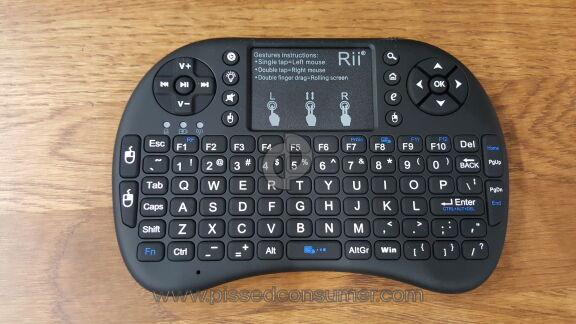 Riitek I8 Keyboard