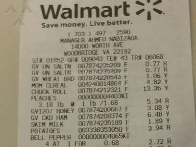 Walmart Supermarkets and Malls review 228752