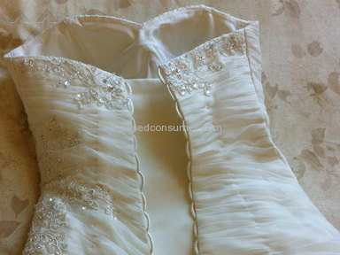Dressilyme Wedding Dress review 153628