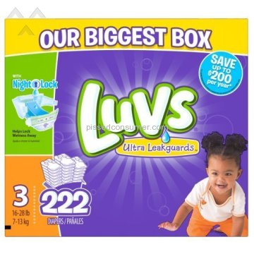 Luvs Diapers Ultra Leakguards Diapers