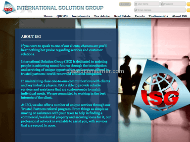 International Solution Group Japan Real Estate Investment Service review 216494