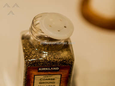 Kirkland Signature Coarse Malabar Pepper