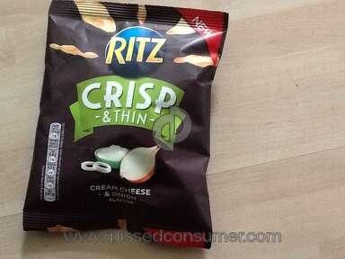 Ritz Crackers Crackers review 87877