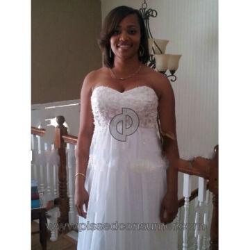 Evdressau Wedding Dress