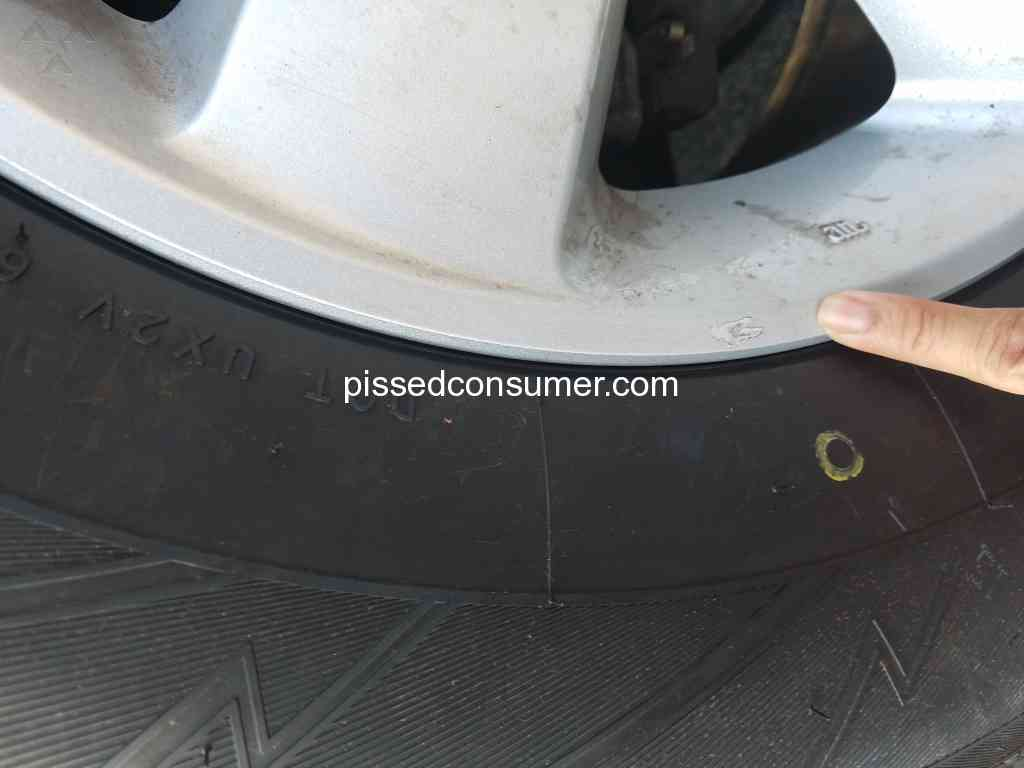 689 Mavis Discount Tire Reviews And Complaints Page 13 Pissed Consumer