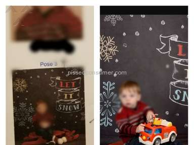 Preschool Pix And Lifetouch Photography - My proof is a different photo