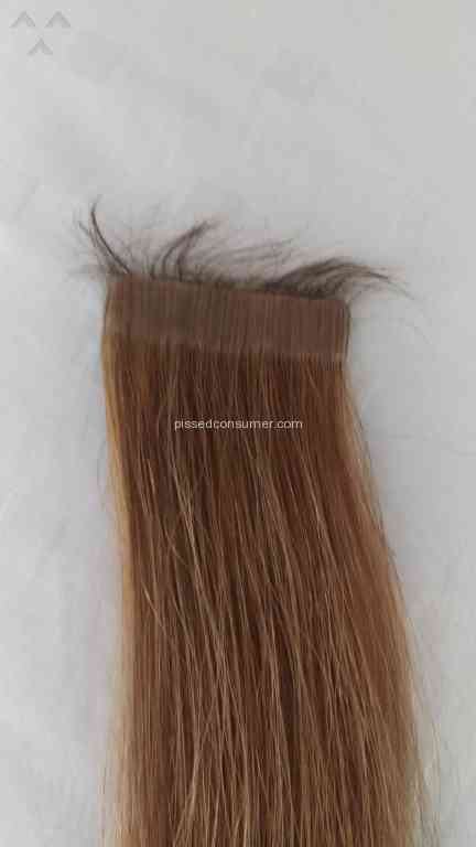 40 Hotheads Hair Extension Complaints And Reports Pissed Consumer