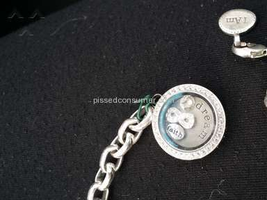 Origami Owl Bracelet review 57313