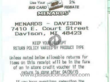 Menards Polaroid Light Bulb review 189648