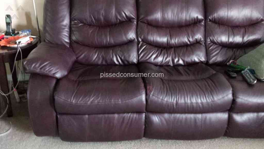 Ashley Furniture   POOR PRODUCT QUALITY