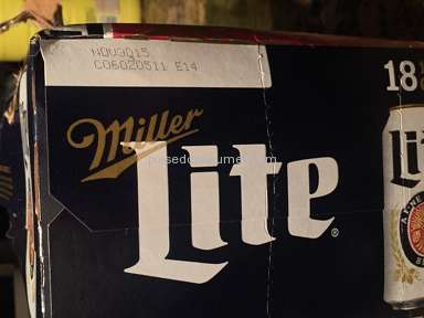 Miller Brewing Company Beer review 90049