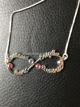 Getnamenecklace Necklace
