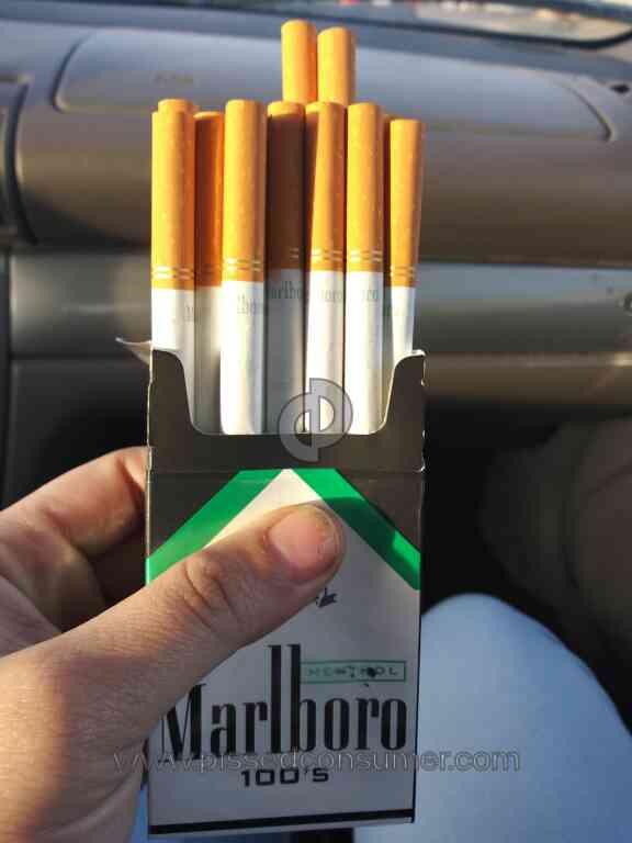 11 Marlboro Black 100 S Menthol Cigarettes Reviews and
