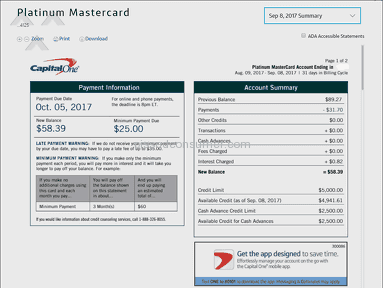 Capital One Account review 230032