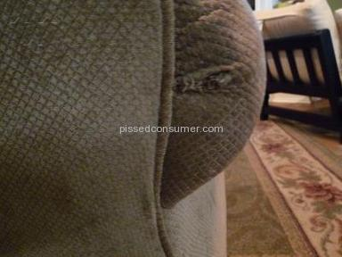 Ethan Allen Manager review 2298