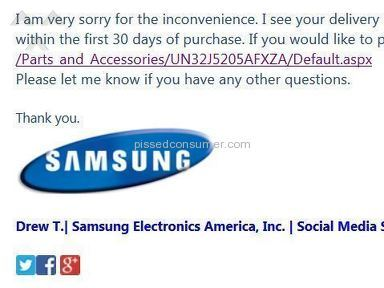 Samsung Electronics - Is Samsung Scamming Customers?