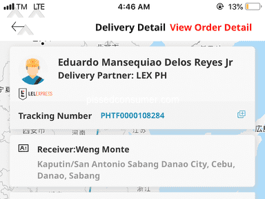 Lazada Philippines Lazada Express Philippines Delivery Service review 654831