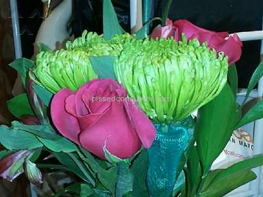 Proflowers - Bouquet Review from Tampa, Florida