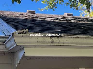 LeafFilter North Gutters and Carpentry review 1357418