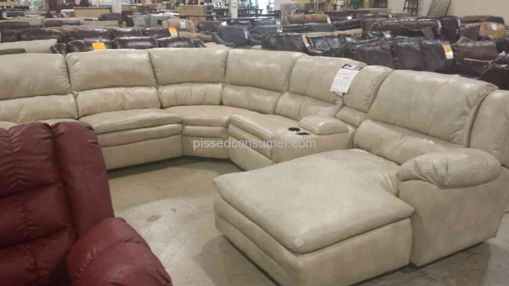 Great Levin Furniture Sofa Review 86317
