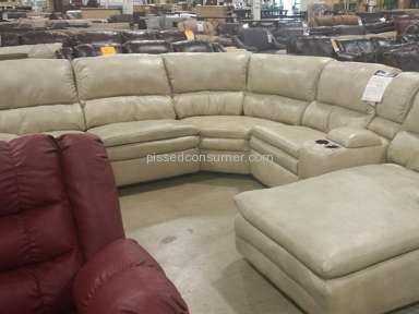 Levin Furniture - Sofa Review from Pittsburgh, Pennsylvania