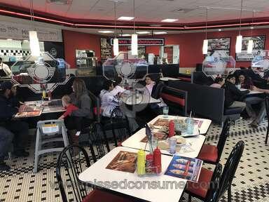 Steak N Shake Customer Care review 351090