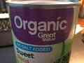 Walmart - Organic Great Value