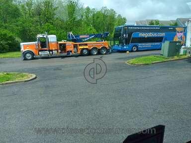 Megabus Bus Service review 388784