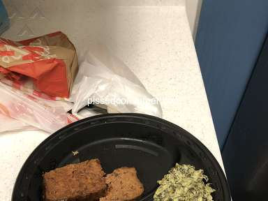 Boston Market - Bad food