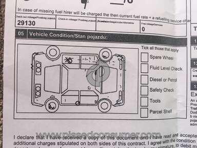 Green Motion Car Rental review 219728