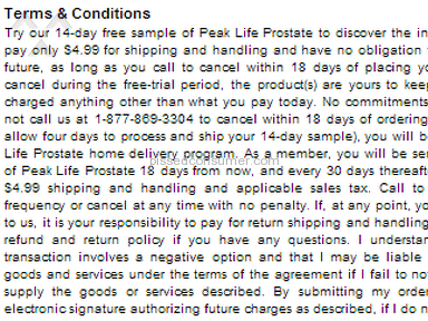 Peak Life - Looking for consumer reviews...not people that cannot read...apparently!