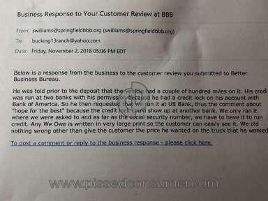 Laura Buick GMC - Worst truck buying experience ever. BEWARE! BEWARE!