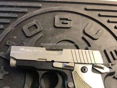 SIG SAUER - What Happened?