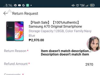 Lazada Philippines Auctions and Marketplaces review 1014689