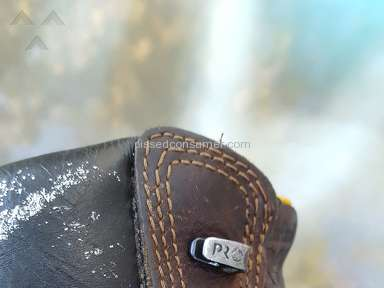 Timberland - SHOE STRING CLASP BROKE. 2ND TIME THAT'S HAPPENED, SAME BRAN