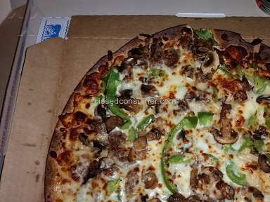 Dominos Pizza Coupon review 48417